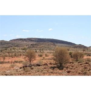 Barrow Range