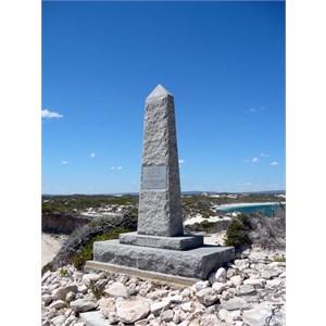 Bob Bartle Memorial - North Head