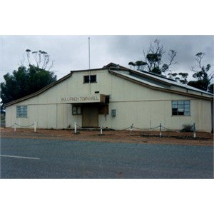 The old Bullfinch Town Hall, in 2003