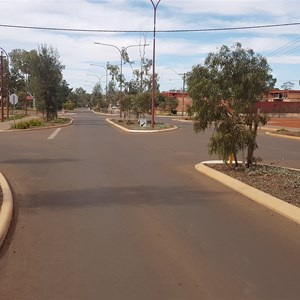 Main Street - Laverton