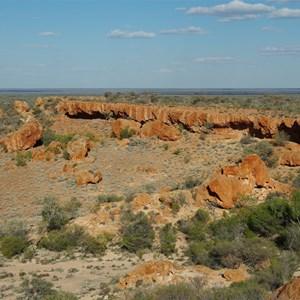 Mallee Hen Rocks
