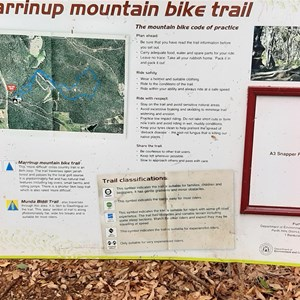 Marrinup MTB Trail also at this site