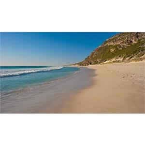 Beach the north
