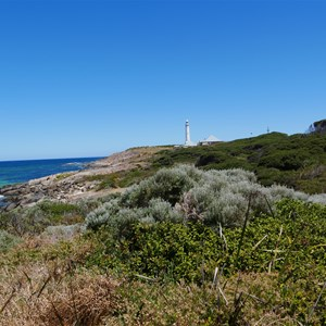 On way to the light house