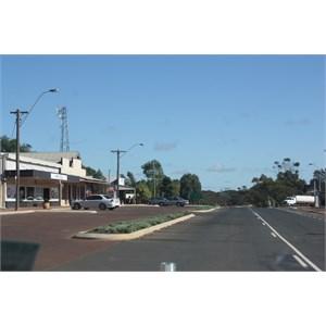 Newdegate Townsite