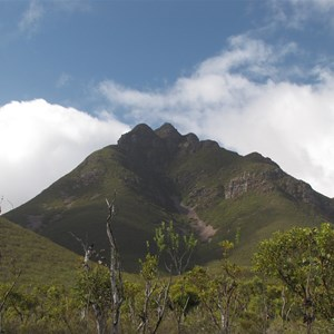 Mt Hassell