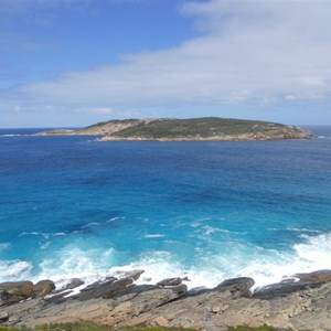 view from Observatory Point, Esperance