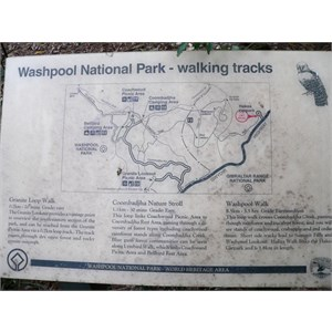 Wahpool NP sign