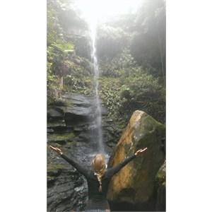 """Gibberagee """"Shandi"""" Waterfall"""