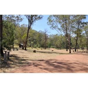 Washpools Camping Area