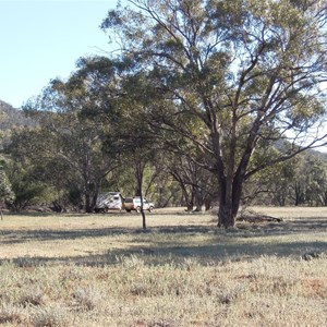 Woolshed Flat Campground Cocoparra NP NSW