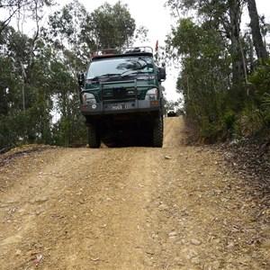 Little Sugarloaf Fire Trail