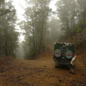 Dampier Fire Trail
