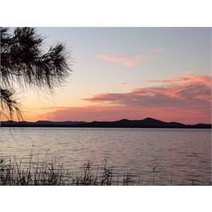 Myall Lakes sunset
