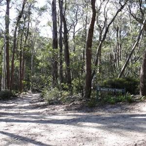 Badja Fire Trail