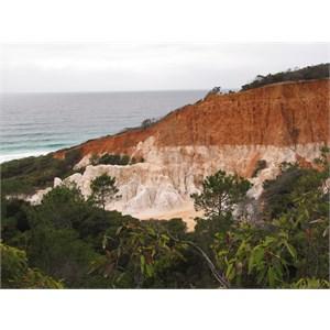 Pinnacles gully