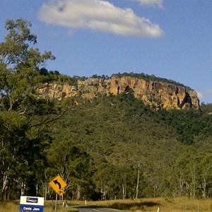 Cania Gorge Outcrop