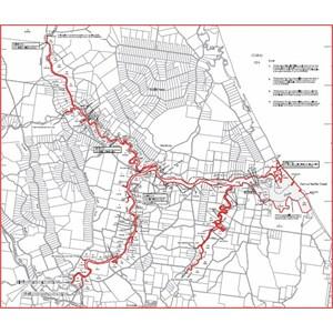 Baffle Creek Map