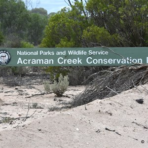 Acraman Creek Conservation Park