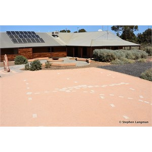 Mungo National Park Visitor Centre