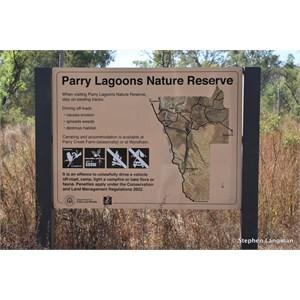 Parrys Lagoon Nature Reserve