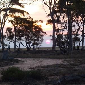 Sunset at Nonalling
