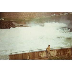 Irrigation outlets open - Sept 1970