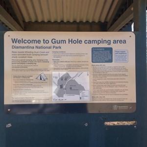 Gum Tree camping area