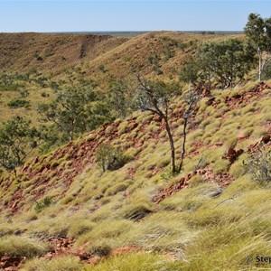 Wolfe Creek Meteorite Crater