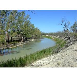 Punkah Creek