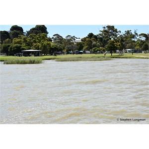 Lake Alexandrina at Milang