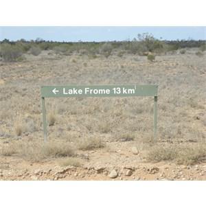 Lake Frome SA