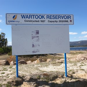 Wartook Reservoir