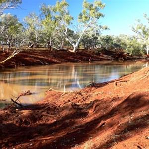 Fortesque River near Roy Hill