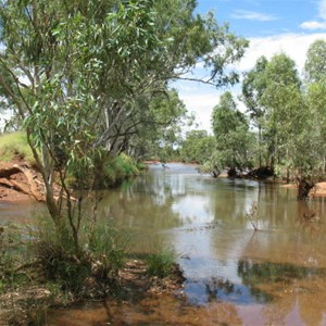 The Fortescue River