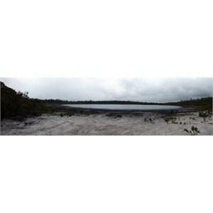 Blue Lake Panorama.