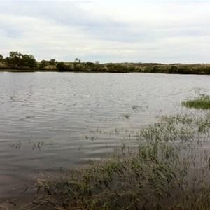 Mary Ann Dam near Tennant Creek