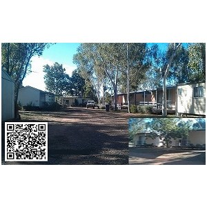 """ALPHA CARAVAN AND VILLA PARK"" ACCOMMODATION. SERVICING THE CENTRAL HIGHLANDS OF QUEENSLAND – GALILEE BASIN."