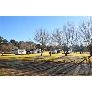 Nundle Caravan Park 2012