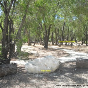 Martins Tank Campground - Group Site