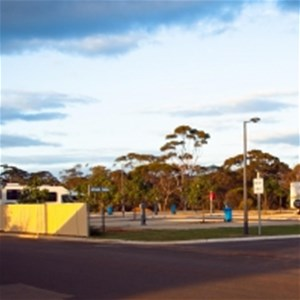 Kulin Caravan Park - with permission from Shire of Kulin