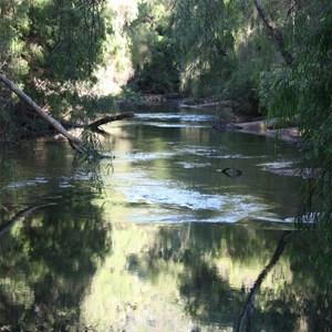 Honeymoon Pool near Wellington Dam Collie WA