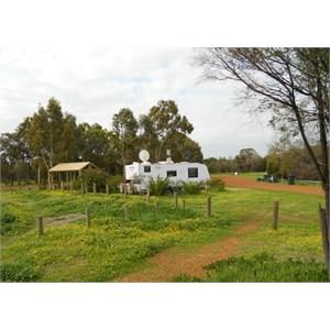 Caravan at Herron Point Campground