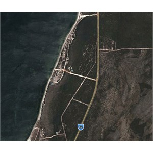 Google Earth View - Cliff Head North