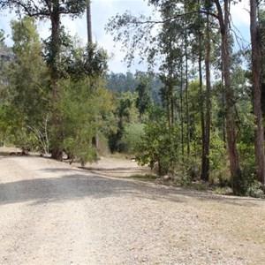 Upper Stony Campground