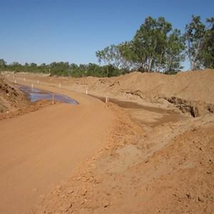 Last years sediments