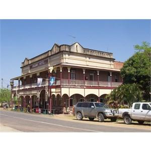 Pub in Ravenswood Qld