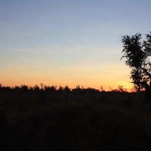 Fitzroy Crossing Sunset