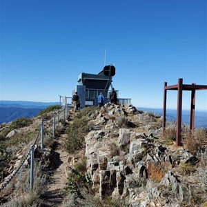 Fire Lookout Tower   THE PINNACLES