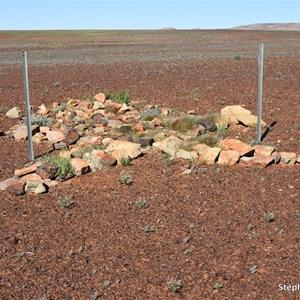 SA and NT Border Marker